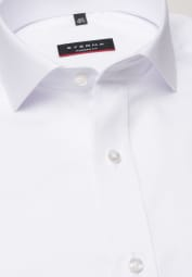 ETERNA LONG SLEEVE SHIRT MODERN FIT COVER SHIRT TWILL WHITE UNI