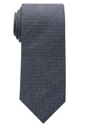 ETERNA TIE GREY STRUCTURED