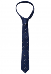 ETERNA TIE YELLOW/BLUE SPOTTED