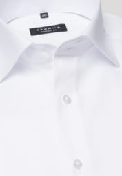 ETERNA LONG SLEEVE SHIRT COMFORT FIT COVER SHIRT TWILL WHITE UNI