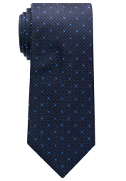 ETERNA TIE BROWN / BLUE SPOTTED