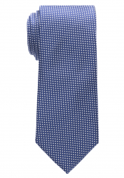 ETERNA TIE BLUE STRUCTURED