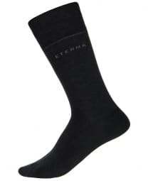 ETERNA SOCKS BLACK UNI