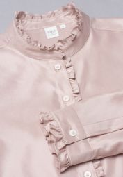 LONG SLEEVE BLOUSE 1863 BY ETERNA - PREMIUM PINK UNI