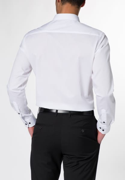 Eterna - long sleeve shirt slim fit - 3