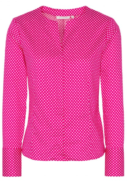 Eterna - long sleeve blouse - 6