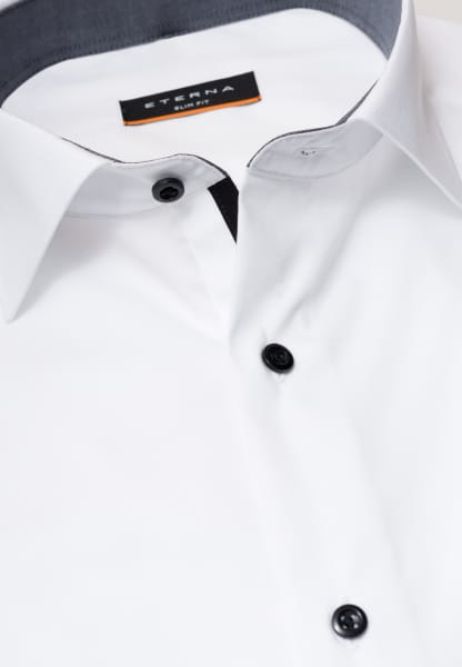 Eterna - long sleeve shirt slim fit - 1