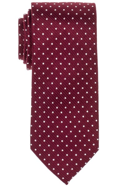 ETERNA TIE RED SPOTTED