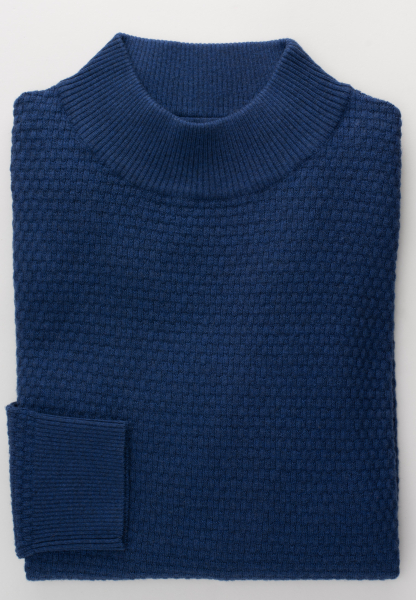 Eterna - knit sweater with - 4