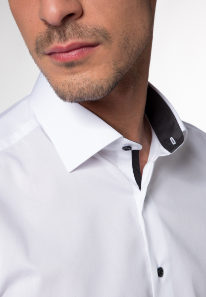Eterna - long sleeve shirt slim fit - 4
