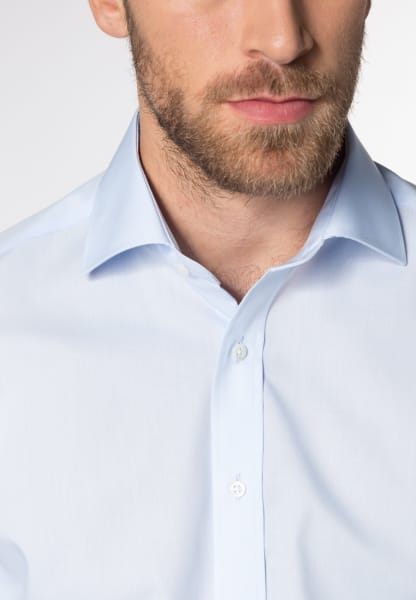 Eterna - long sleeve shirt modern fit - 4