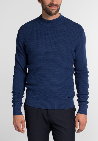 Eterna - knit sweater with - 1