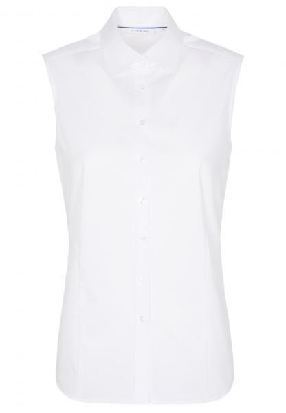 Eterna - without sleeves blouse - 7