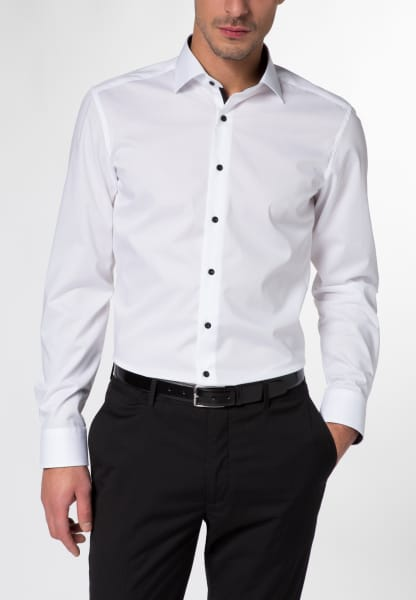 Eterna - long sleeve shirt slim fit - 2