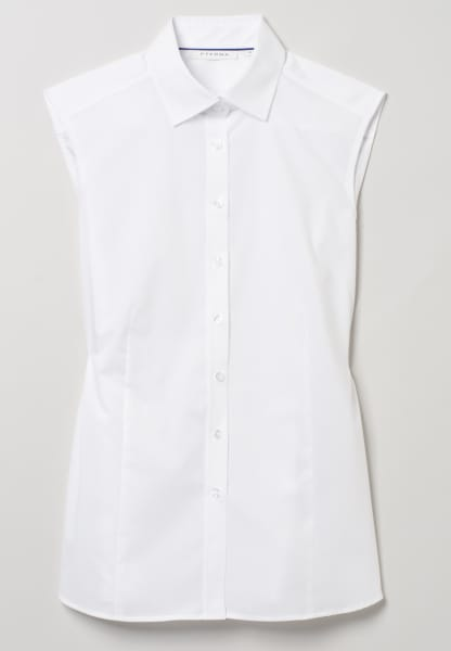 Eterna - without sleeves blouse - 5
