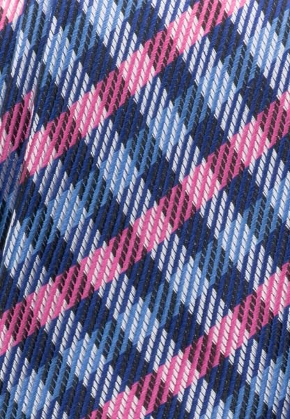 ETERNA TIE PINK/BLUE CHECKED