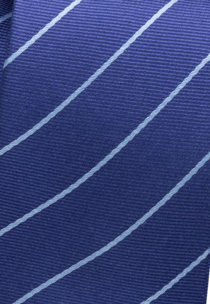 ETERNA TIE BLUE / LIGHT BLUE STRIPED
