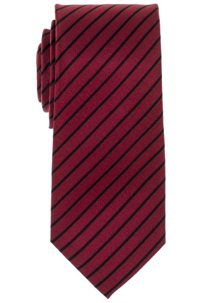 ETERNA TIE RED STRIPED