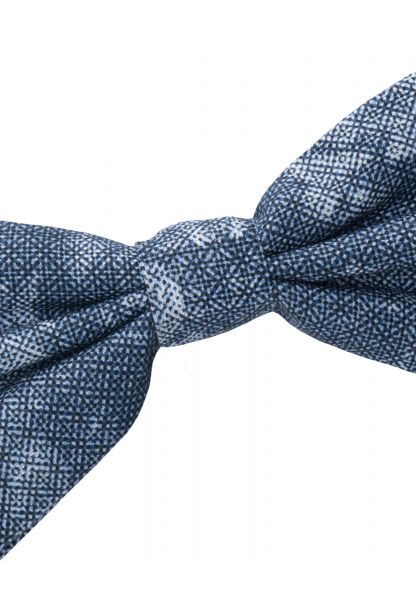 ETERNA BOW TIE BLUE PRINTED