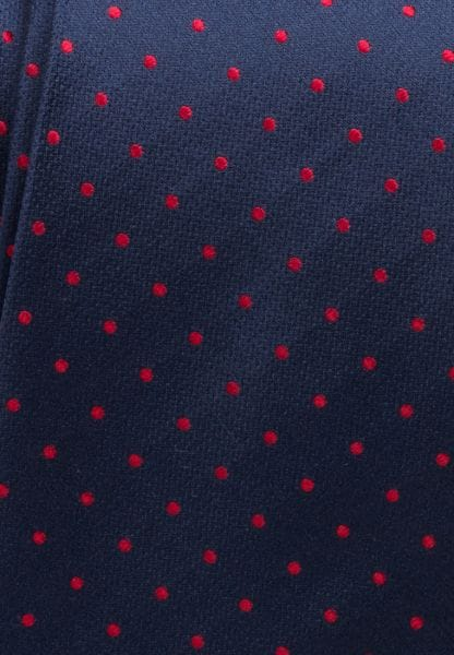 ETERNA TIE JEANS BLUE/RED SPOTTED