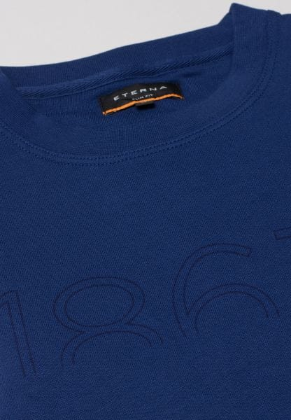 ETERNA SWEATSHIRT BLUE UNI