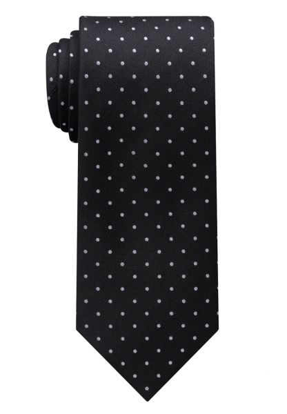 ETERNA TIE BLACK / GRAY SPOTTED